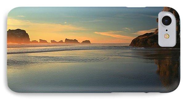 Beach Rudder Phone Case by Adam Jewell