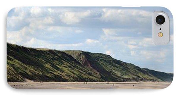 Beach - Saltburn Hills - Uk IPhone Case