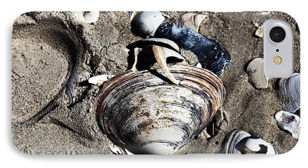 Beach Shells Phone Case by John Rizzuto