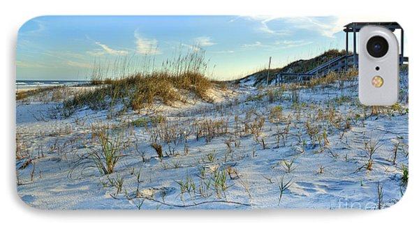 Beach Stairs Phone Case by Michelle Wiarda