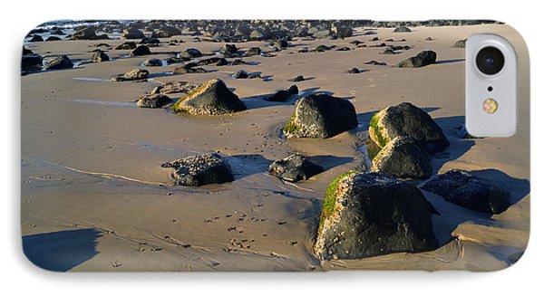 Beach Stones I IPhone Case by Cassandra Buckley