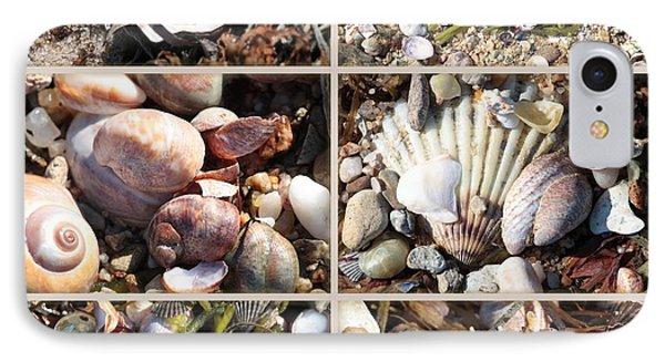 Beach Treasures Phone Case by Carol Groenen
