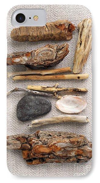 Beach Treasures IPhone Case by Elena Elisseeva