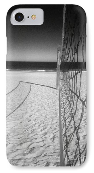 Beach Volleyball Net IPhone Case