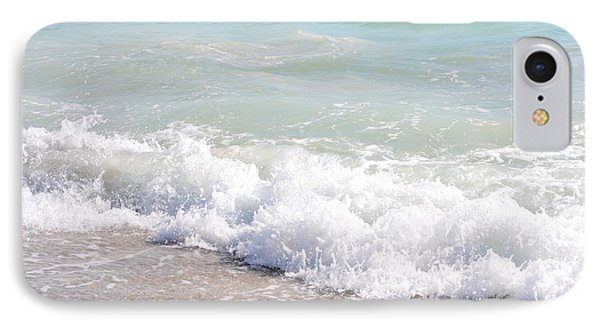 IPhone Case featuring the photograph Surf And Sand by Margie Amberge
