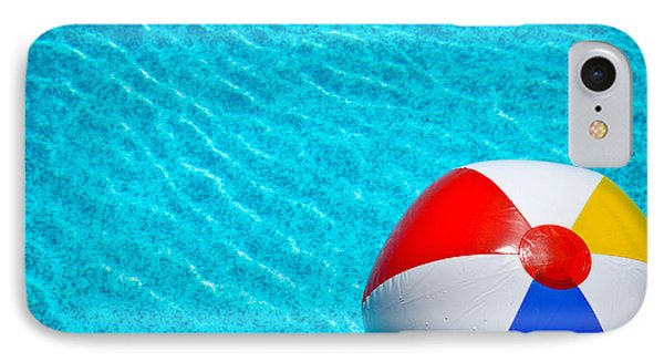 Beachball 1 Phone Case by Amy Cicconi