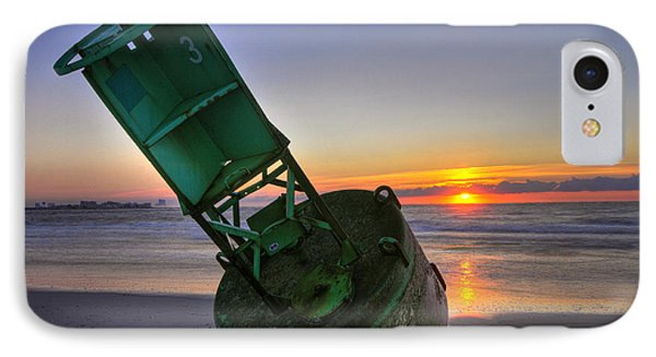 Beached IPhone Case by Dan Myers