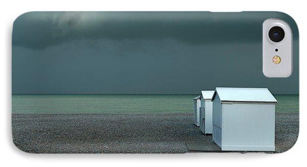 Beachhouses IPhone Case