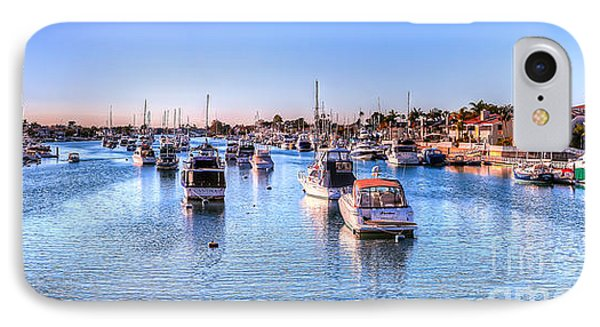 Beacon Bay Phone Case by Jim Carrell