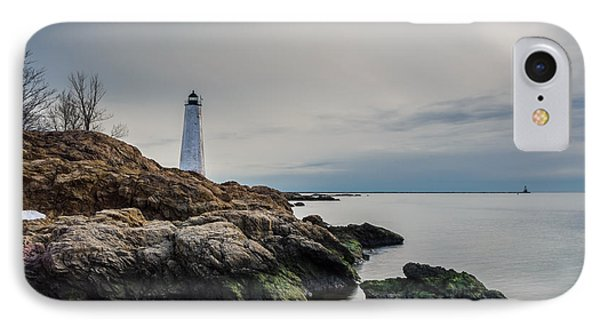 Beacons Of Yesteryear - Full Color Phone Case by Randy Scherkenbach