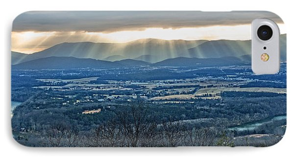 Beaming March Shenandoah IPhone Case