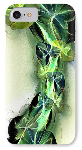 Beanstalk IPhone Case