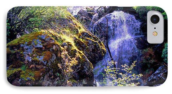 Bear Creak Tributary Bryceburg Junction Near Yosemite IPhone Case