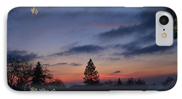 Bear Mountain Peaking IPhone Case by Tom Mansfield
