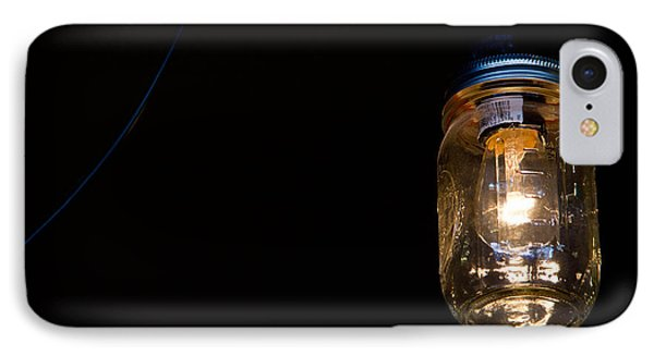 IPhone Case featuring the photograph Bearing The Light by Randy Bayne