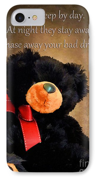Bears Sleep By Day IPhone Case by Darren Fisher
