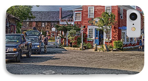 Bearskin Neck IPhone Case by Mark Myhaver