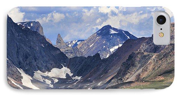 Beartooth Mountain IPhone Case