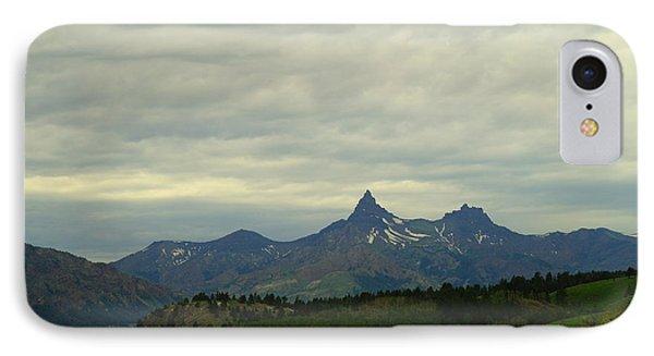 Beartooth Mountain Montana Phone Case by Jeff Swan