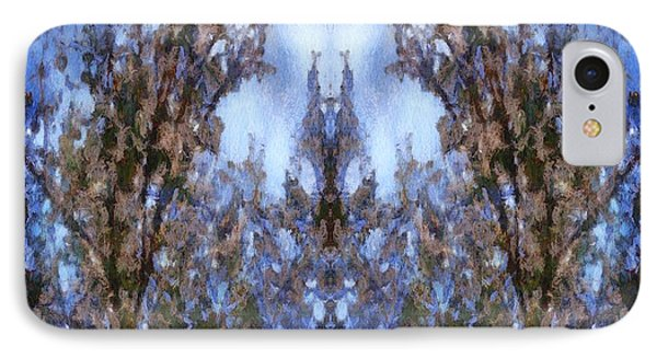 Beast In The Sacred Forest IPhone Case by Pepita Selles