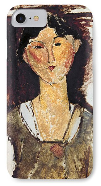 Beatrice Hastings IPhone Case by Amedeo Modigliani