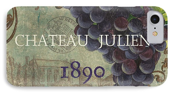 Beaujolais Nouveau 2 Phone Case by Debbie DeWitt