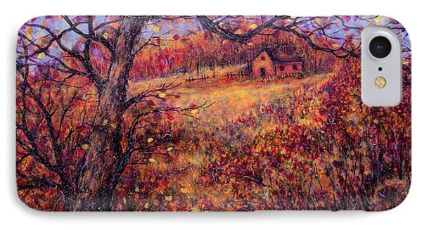 Beautiful Autumn Phone Case by Natalie Holland