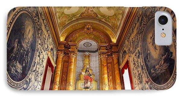 Beautiful Azorean Church Phone Case by Gaspar Avila