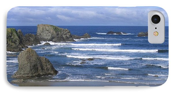IPhone Case featuring the photograph Beautiful Bandon Beach by Will Borden