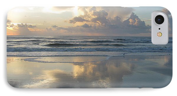 Beautiful Beach Sunrise IPhone Case