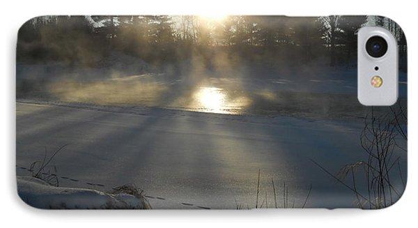 Beautiful Brisk Morning IPhone Case