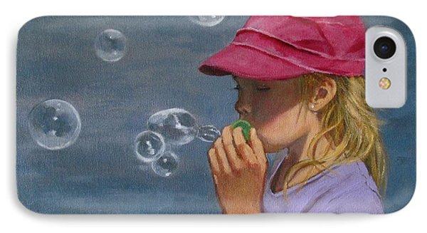 Beautiful Bubbles Phone Case by Joyce Geleynse