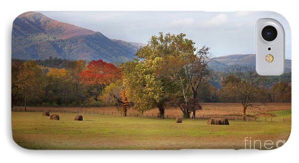 Beautiful Cades Cove IPhone Case