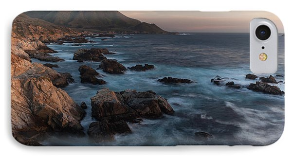 Beautiful California Coast In Spring IPhone Case by Mike Reid