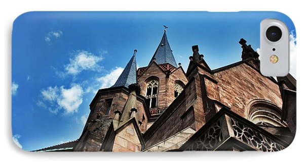 Beautiful Church  IPhone Case by Daniel Precht