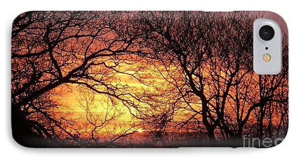 Beautiful Dawn IPhone Case