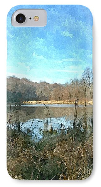 IPhone Case featuring the photograph Beautiful Day 2 by Sara  Raber