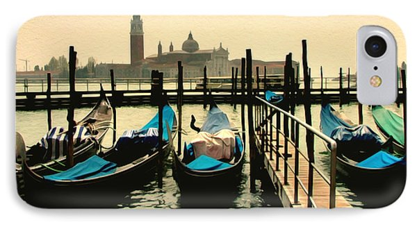 IPhone Case featuring the photograph Beautiful Day In Venice by Brian Reaves