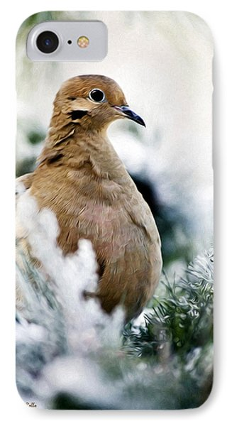 Beautiful Dove IPhone Case