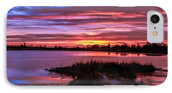 Beautiful Evening Phone Case by Robert Bales