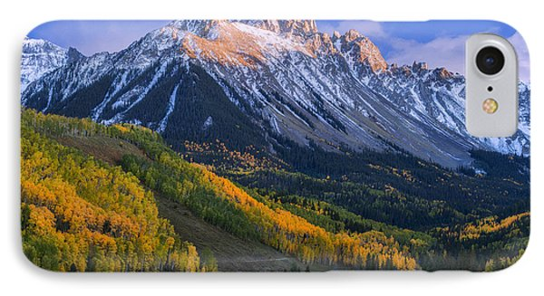 Beautiful Fall Evening IPhone Case by Tim Reaves