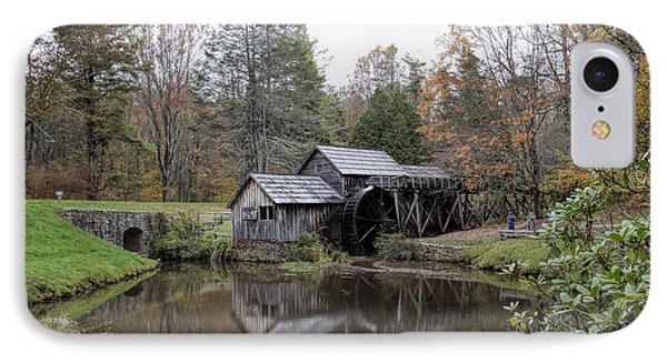 Beautiful Historical Mabry Mill IPhone Case