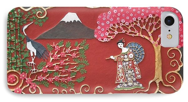 Beautiful Japan Phone Case by Otil Rotcod