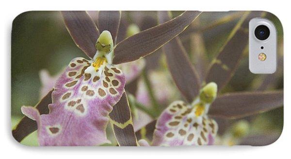 Beautiful Mtssa. Shelob 'tolkien' - Orchids - Mericlone  Phone Case by Sharon Mau