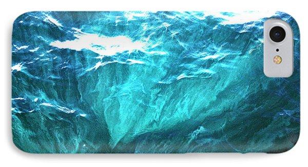 Beautiful Ocean IPhone Case by Cassandra Buckley