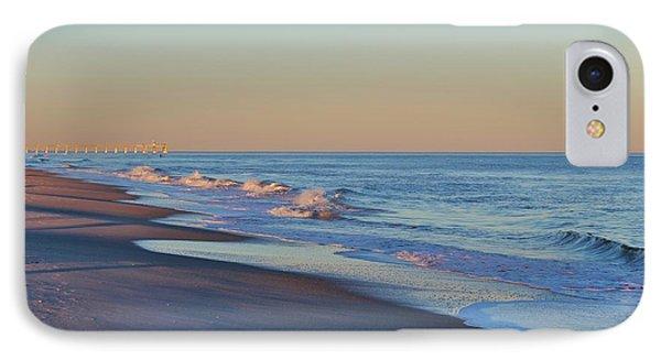 Beautiful Ocean In Nc Phone Case by Cynthia Guinn