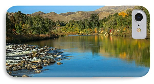 Beautiful Payette River Phone Case by Robert Bales