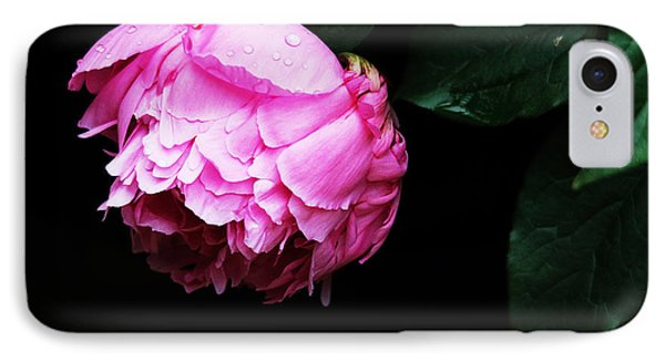 Beautiful Peony Phone Case by Trina  Ansel