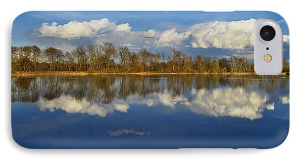 Beautiful Reflection Phone Case by Ivan Slosar