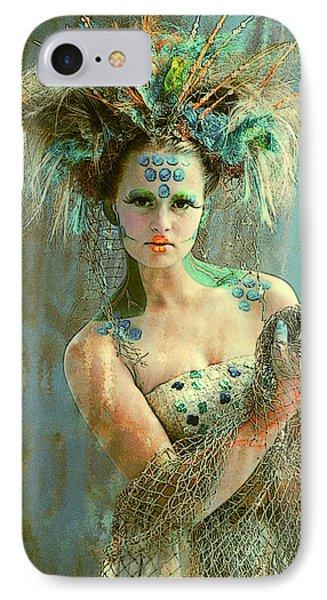 Beautiful Sea Urchin Phone Case by Maynard Ellis